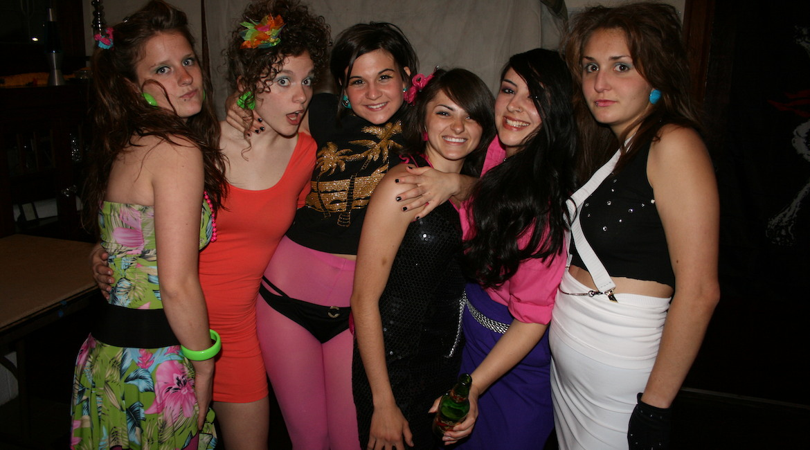 HotBox 80s Party