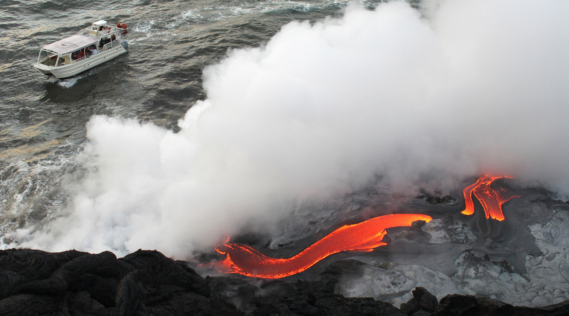 Hawaii: Hot Lava on the Big Island